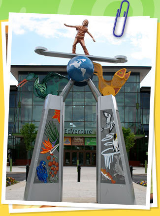 Edventure Children's Museum - Attractions/Entertainment - 211 Gervais St, Columbia, SC, United States