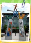 Edventure Children's Museum - EdVenture - 211 Gervais St, Columbia, SC, United States