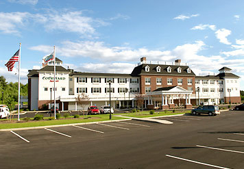 Courtyard By Marriott - Hotels/Accommodations - 423 Russell St, Hadley, MA, United States