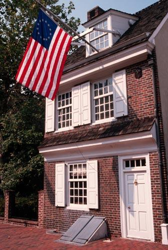 Betsy Ross House - Attractions/Entertainment - 239 Arch St, Philadelphia, PA, United States