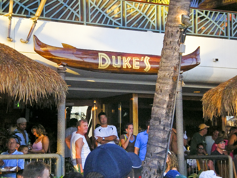 Duke's Waikiki - Restaurants, Reception Sites - 2335 Kalakaua Ave  #116, Honolulu, HI, United States