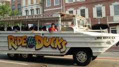 Ride The Ducks Philadelphia - Attraction - 601 Chestnut Street, Philadelphia, PA, United States