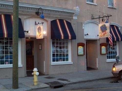 Wild Wings Cafe - Restaurants, Reception Sites, Bars/Nightife - 36 N Market St, Charleston, SC, 29401