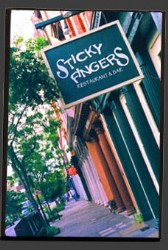 Sticky Fingers - Rehearsal Lunch/Dinner, Restaurants, Reception Sites, Caterers - 235 Meeting St, Charleston, SC, 29401
