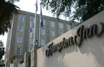 Hampton Inn Charleston - Hotels/Accommodations - 345 Meeting Street, Charleston, SC, United States