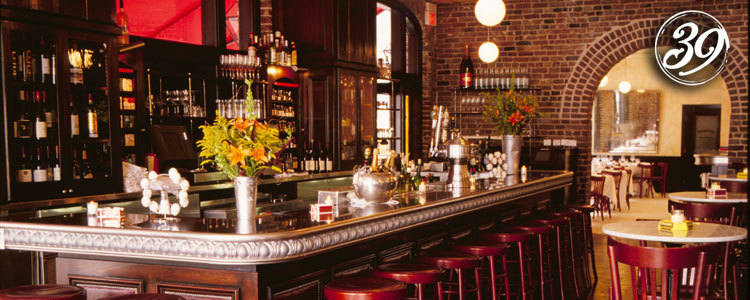 39 Rue De Jean - Rehearsal Lunch/Dinner, Restaurants, Reception Sites, Bars/Nightife - 39 John Street, Charleston, SC, United States