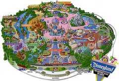 Disneyland - Attraction - Disneyland, Anaheim, CA