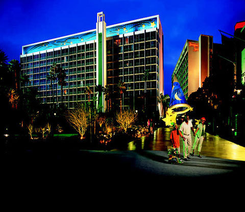 Disneyland Hotel - Hotels/Accommodations, Reception Sites - 1150 Magic Way, Anahiem, CA, 92802