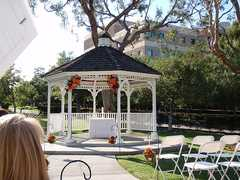 UCI University Club - Ceremony - 801 E Peltason Dr., Irvine, CA, United States