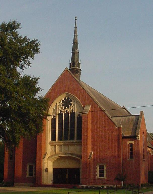 First Baptist Church - Ceremony Sites - 306 Baker St, Atlanta, TX, 75551, US