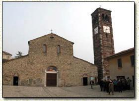 Basilica Di Agliate - Ceremony Sites - Agliate Mi, Italy, null, IT