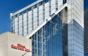 Hilton Garden Inn St Paul City Center - Hotels/Accommodations - 411 Minnesota St, St Paul, MN, United States