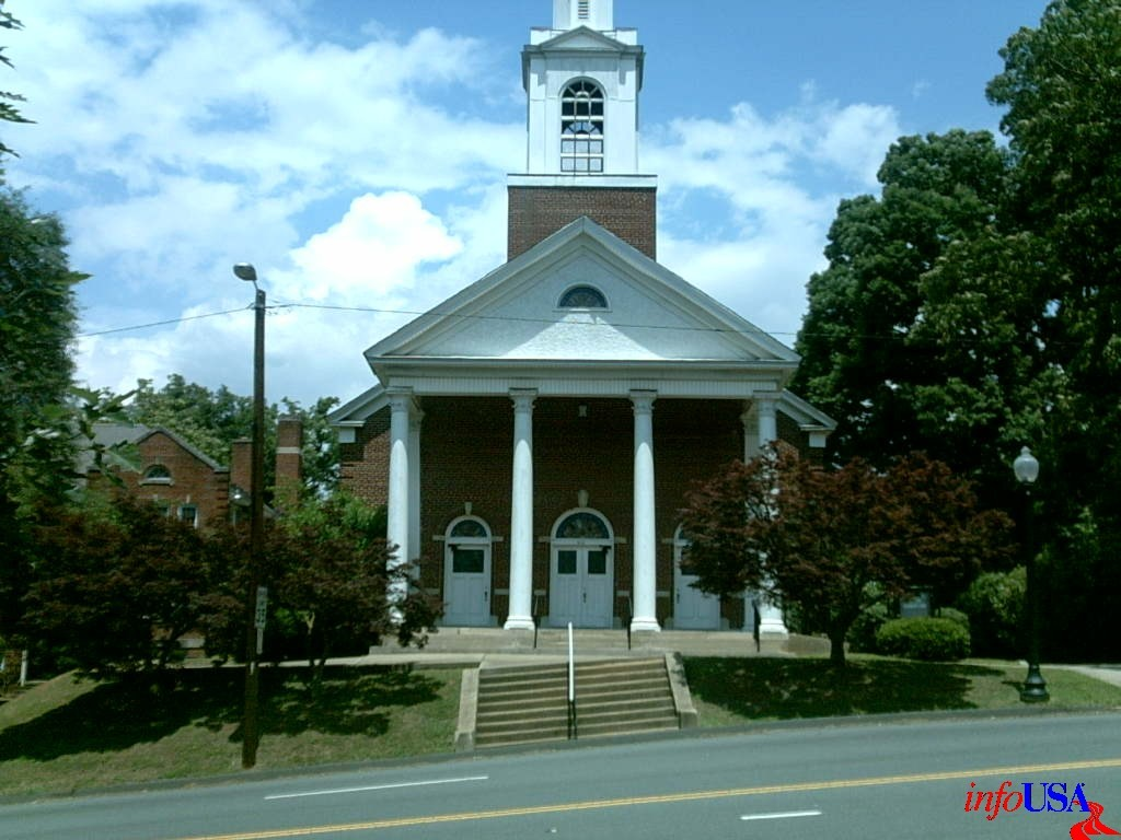 Calvary United Methodist Church - Ceremony Sites - 512 West Blvd, Charlotte, NC, United States