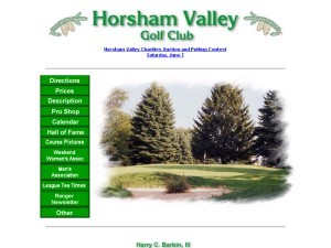 Horsham Valley Golf Club - Golf Courses - 500 Babylon Rd, Ambler, PA, United States