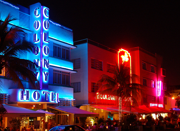 South Beach - Hotels/Accommodations, Beaches, Attractions/Entertainment - 1920 Meridian Ave, Miami Beach, FL, 33139