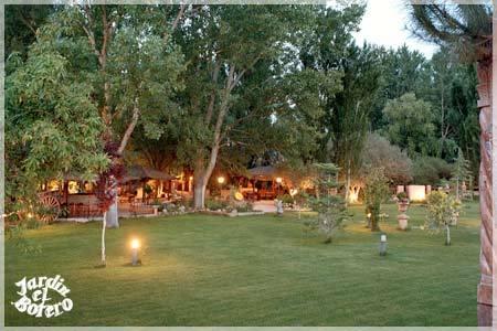 Jardin el botero algete wedding venues vendors for Jardin el botero