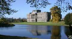 Lyme Park & Hall - Attraction - Lyme Park , Stockport, Cheshire , SK12 2NR, U.K.