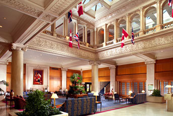 Le Royal Meridien King Edward - Hotels/Accommodations, Reception Sites - 37 King Street East, Toronto, ON, Canada