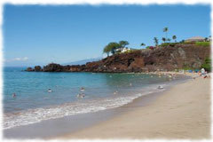Kaanapali Resort - Beaches -