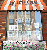Crepes A Gogo - Brunch/Lunch - 18 Yorkville Avenue, Toronto, ON, Canada