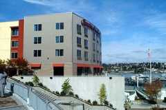Hampton Inn & Suites Bremerton - Hotel - 150 Washington Avenue, Bremerton, WA, United States