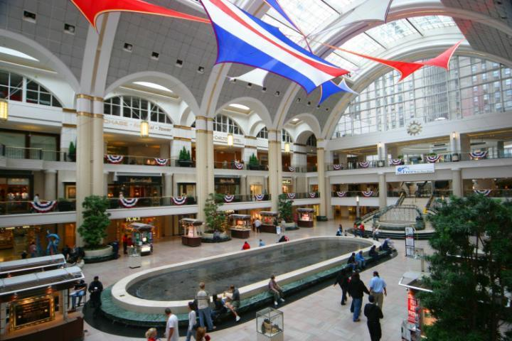 Tower City Center - Attractions/Entertainment, Shopping - Ofc, 230 West Huron Road, Cleveland, OH, United States