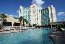 Embassy Suites Hotel Orlando-downtown - Hotels/Accommodations, Restaurants - 191 East Pine Street, Orlando, FL, United States