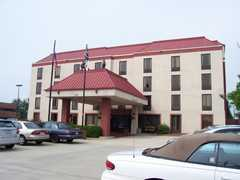 Battleground Inn - Hotel - 1517 Westover Terrace, Greensboro, NC, United States