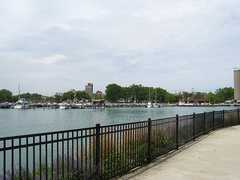 Waukegan Harbor - Attraction - N. Harbor Place at E. Madison Street, Waukegan, IL, US