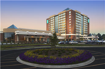 Embassy Suites Charlotte-concord - Hotels/Accommodations, Reception Sites - 5400 John Q. Hammons Dr. NW, Concord, NC, United States