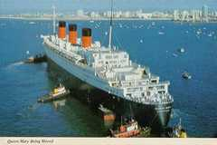 Queen Mary - Sight Seeing - 1126 Queens Hwy, Long Beach, CA, United States