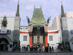Grauman's Chinese Theatre - Sight Seeing - 6925 Hollywood Blvd, Los Angeles, CA, United States