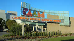 African-American Museum-California: Exposition Park - Sight Seeing - 600 State Dr, Los Angeles, CA, United States