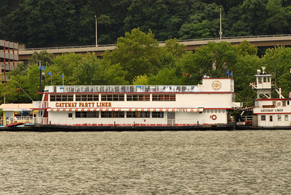 Gateway Clipper Fleet - Ceremony Sites, Attractions/Entertainment, Reception Sites - 350 West Station Square Drive, Pittsburgh, PA, United States