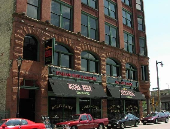 Joey Buona's Restaurant - Reception Sites, Rehearsal Lunch/Dinner - 500 N Water St, Milwaukee, WI, 53202