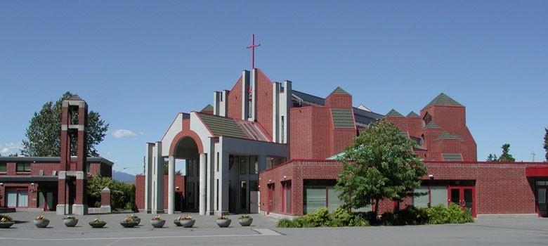 Immaculate Conception Parish - Ceremony Sites - 8842 119 St, Delta, BC, V4C