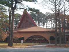 Naval Amphibious Base Little Creek Chapel - Ceremony - 1160 D Street , Virginia Beach, VA