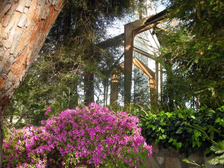 Wayfarer's Chapel - Ceremony Sites - 5755 Palos Verdes Dr S, Rancho Palos Verdes, CA, 90275, US