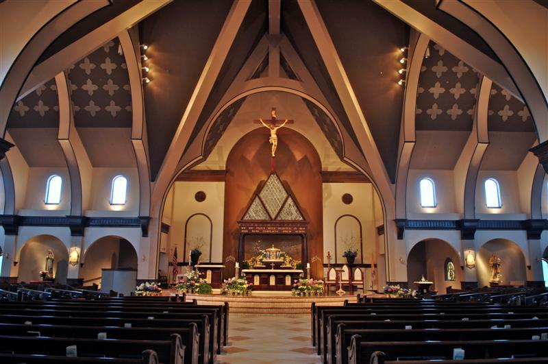 Holy Trinity Catholic Church - Ceremony Sites - 8213 Linton Hall Road, Gainesville, VA, 20155, United States