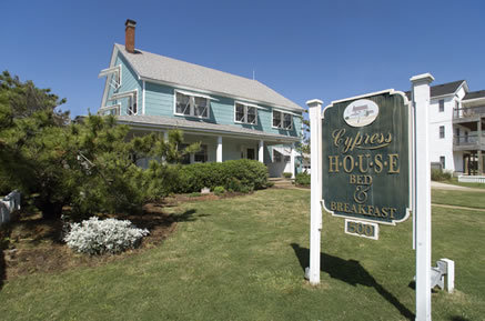 Cypress House Bed & Breakfast - Reception Sites - 500 N Virginia Dare Trail, Kill Devil Hills, NC, 27948, US