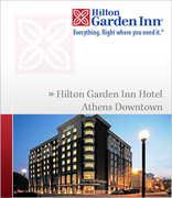 Hilton Garden Inn - Hotel - 390 E Washington St, Athens, GA, 30601, US