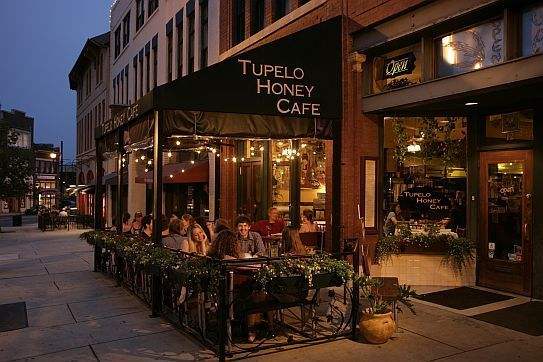Tupelo Honey Cafe - Restaurants, Brunch/Lunch, Attractions/Entertainment, Coffee/Quick Bites - 12 College St, Asheville, NC, United States