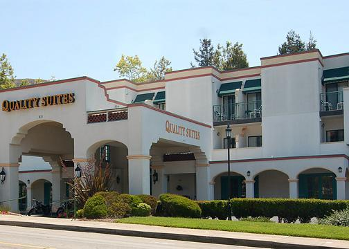 Quality Suites San Luis Obispo - Hotels/Accommodations - 1631 Monterey Street, San Luis Obispo, CA, United States