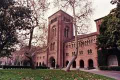 University Of Southern California - Tourism spots - 2400 S Flower St, Los Angeles, CA, United States
