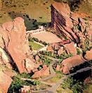 Red Rocks Park & Amphitheatre - Attraction - 18300 W Alameda Pkwy, Morrison, CO, United States