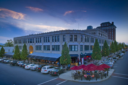 Grove Arcade Building - Attractions/Entertainment, Shopping, Restaurants - 1 Page Avenue, Asheville, NC, United States