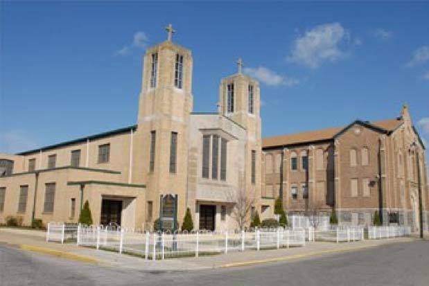 St. Mary Magdalen Church - Ceremony Sites - 630 Buck St, Millville, NJ, 08332, US