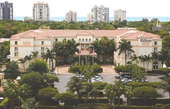 Hilton Naples - Hotels/Accommodations, Reception Sites, Ceremony &amp; Reception - 5111 Tamiami Trail North, Naples, FL, United States