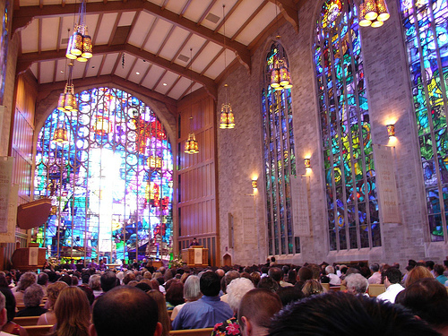 Alice S. Millar Chapel - Ceremony Sites - 1870 Sheridan Rd, Evanston, IL, 60208