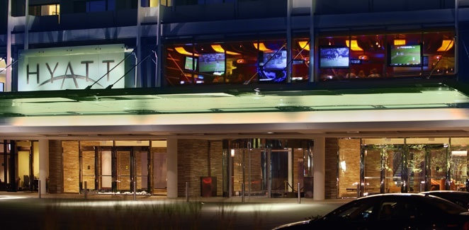 Hyatt Regency - O'hare - Hotels/Accommodations, Reception Sites, Restaurants - 9300 Bryn Mawr Ave, Des Plaines, IL, 60018